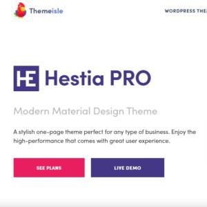 hestia-pro-template
