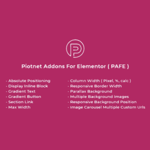 PAFE-for-Elementor