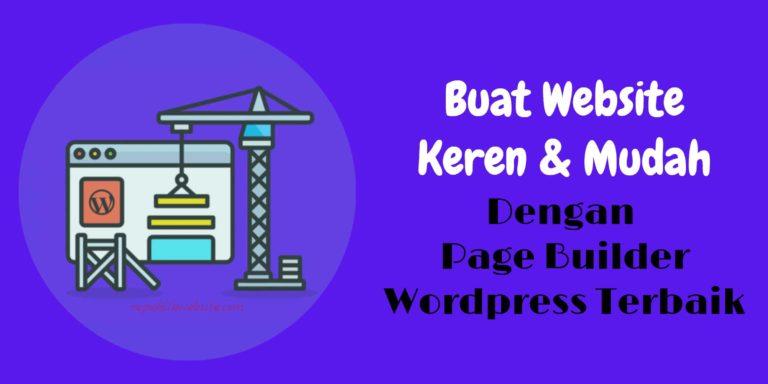 Page Builder Wordpress Terbaik