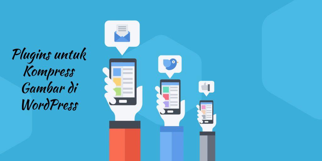 plugins untuk sharing ke social media