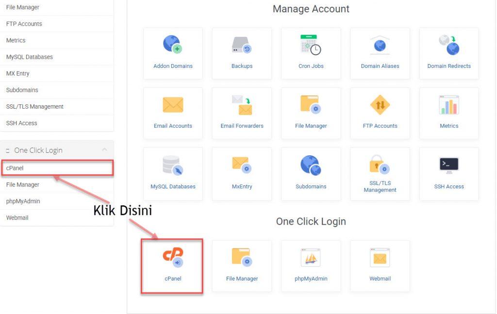 membuka-tautan-cpanel-di-dasboard-shared-hosting
