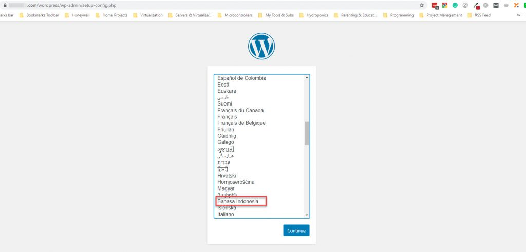 awal-instalasi-wordpress