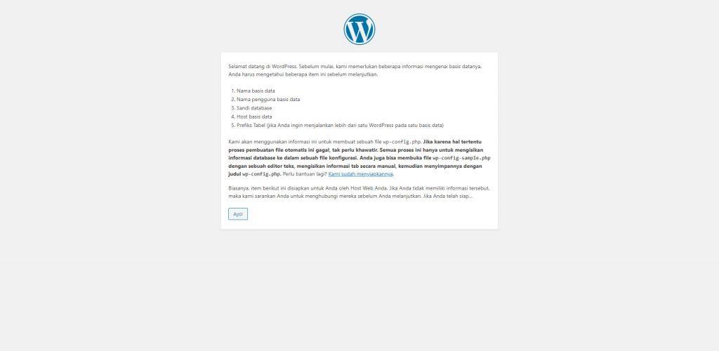 jendela-informasi-di-proses-instalasi-wordpress