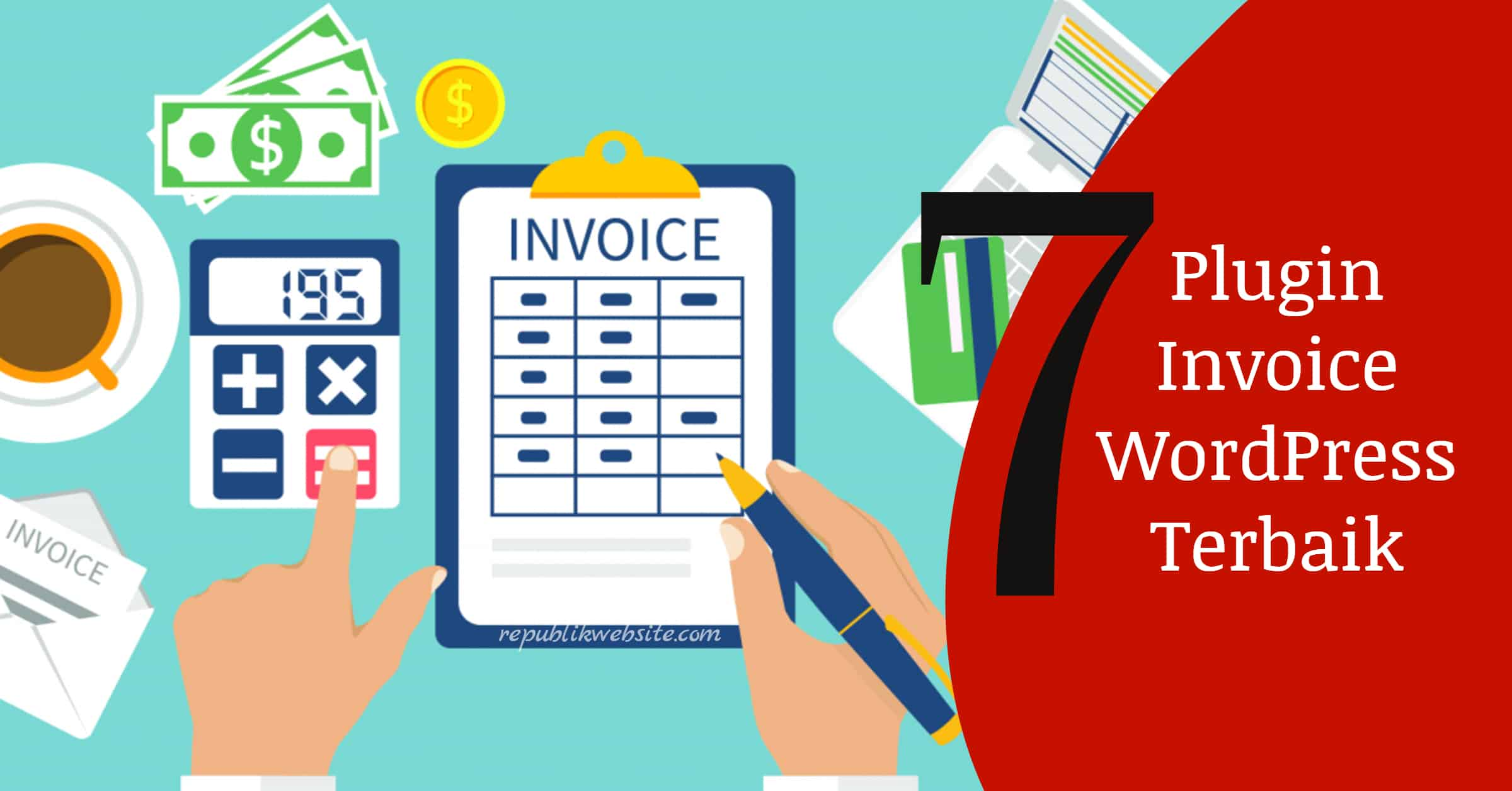 Plugin Invoice WordPress Terbaik
